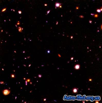 Faint, Faraway Galaxies