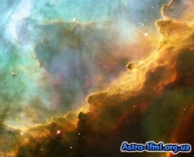 A Perfect Storm of Turbulent Gases in the Omega-Swan Nebula