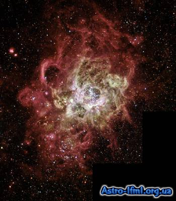Firestorm of Star Birth