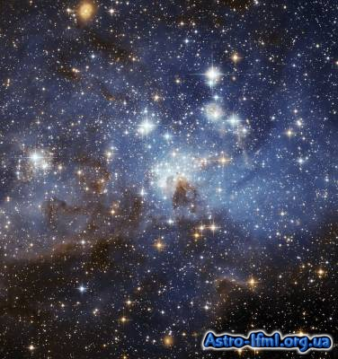 Star-Forming Region LH 95 in the Large Magellanic Cloud