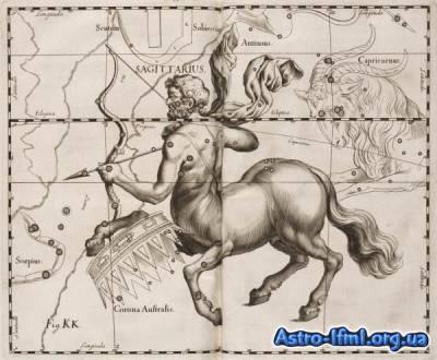 Стрілець (Sagittarius)