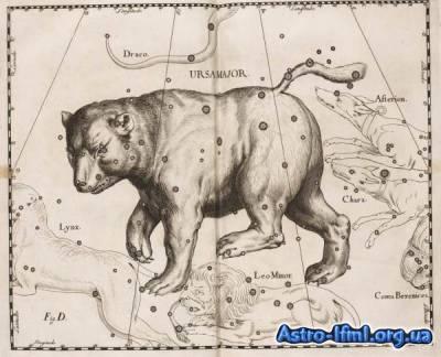 Велика Ведмедиця (Ursa-Major)